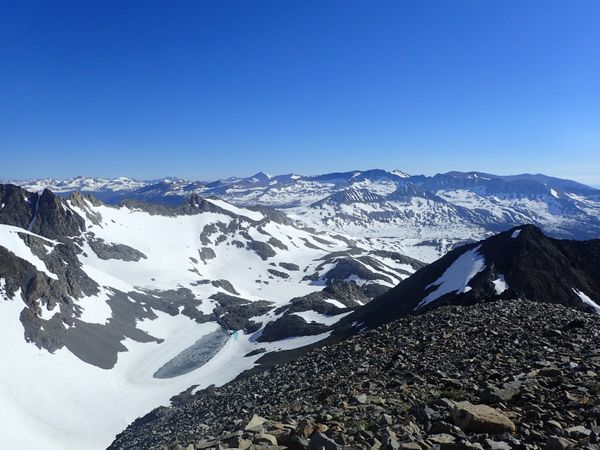 Mt. Rogers - North Glacier Pass Trip